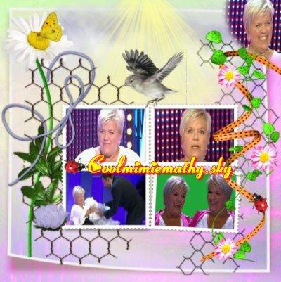 Emission - Télévision - Vidéo    Mimie Mathy      Panique dans l'oreillette