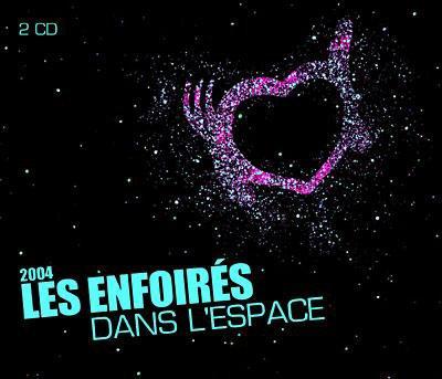 Les restos du coeur - Les Enfoirés  Zénith de Toulouse 2004  Les enfoirés dans l'espace