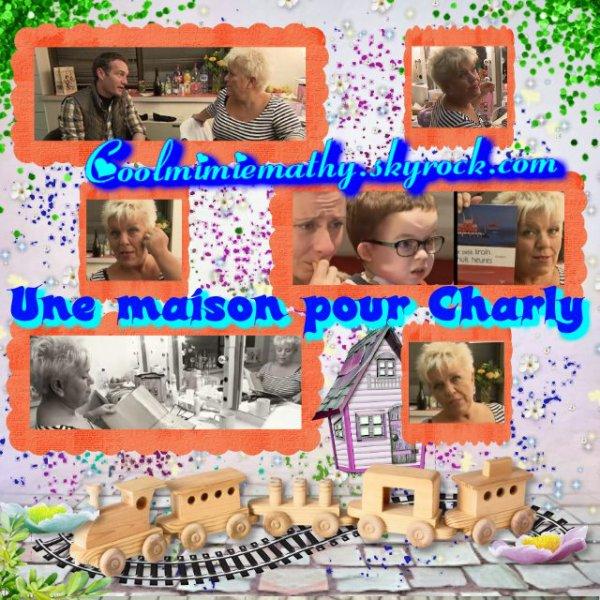 Emission - Télévision - Vidéo Tous ensemble pour Charly Le geste émouvant de Mimie Mathy