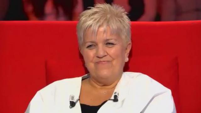 Mimie Mathy sur le divan de Marc-Olivier Fogiel