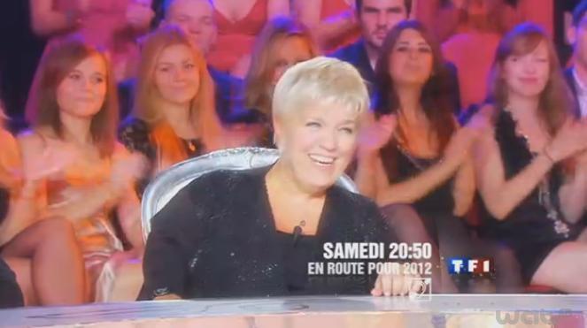 """Emission - Télévision - Vidéo  Arthur va présenter """"En route pour 2012"""" depuis le Lido le 31 décembre sur TF1"""