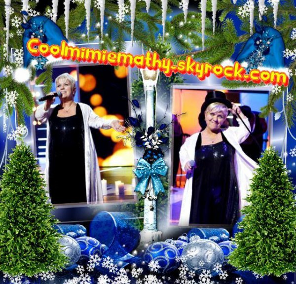 Article presse/interview  Télé Poche n°2392 du 17 au 23 décembre 2011   Elle anime amimicalemnt. Découvrez toutes les suprises de mon show télé
