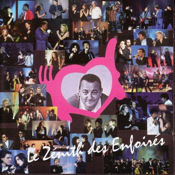 Les restos du coeur - Les Enfoirés  Paris - Zénith 1997  Le Zénith des Enfoirés