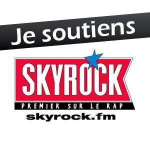 LA LIBERTÉ D'EXPRESSION EST EN DANGER SOUTIENS SKYROCK  !!!!!   ET FAIT TOURNER......