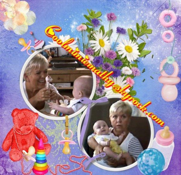 ~~> La série TV  $)  Joséphine ange gardien n°55  Un bébé tombé du ciel