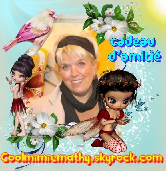 Article Blog Coolmimiemathy  Cadeau d'amitié pour mes amies