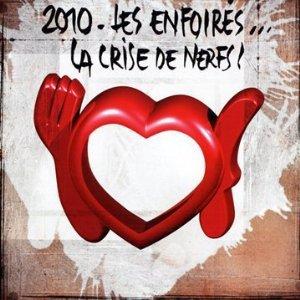 Les restos du coeur - Les Enfoirés  Nice 2010  la Crise de Nerfs !