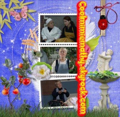 ~~> La série TV  $)  Joséphine ange gardien n°16   La fautive