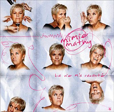 ~~> Mimie 549  Le 1er CD de Mimie Mathy.....