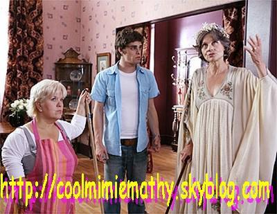 ~~> Mimie 551  Réaction du nouvel épisode de Joséphine ange gardien.