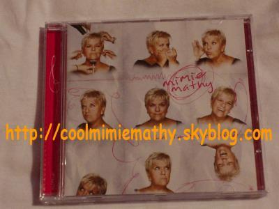 ~~> Mimie 576  Les impressions du premier album de notre Mimie Mathy