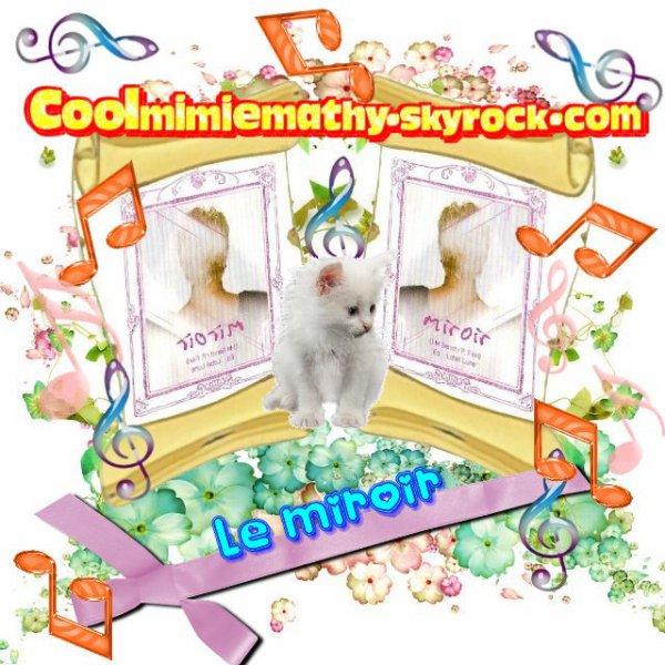"""1er album Solo """"La vie m'a raconté""""    ❤ Miroir ❤"""