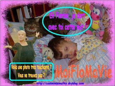 ~~> Mimie 583  Cadeau pour Florine....