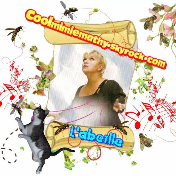 """1er album Solo """"La vie m'a raconté""""    ❤ L'abeille ❤"""