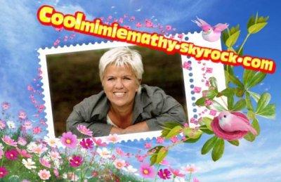 Article presse/interview       Mimie Mathy : les enfants lui disent merci !