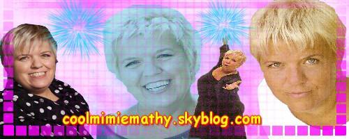 ~~> Mimie 615  Dit  ce que tu pense de mon blog en renplissant les trous.