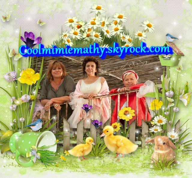 Article presse/interview Les filles à nouveau réunie Télépoche n°2347 du 5au11 février 2011