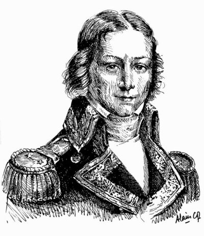 Charles René Magon de Médine, marin de l'empereur (1763/1805)