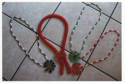 Mes  derniers  colliers