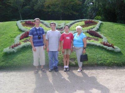 ! ! ! ! Les Vacances chez Mamie à Rouen avec Sebastien et mon ptit frere ! ! ! !
