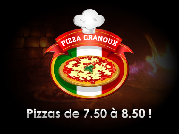 pizza granoux