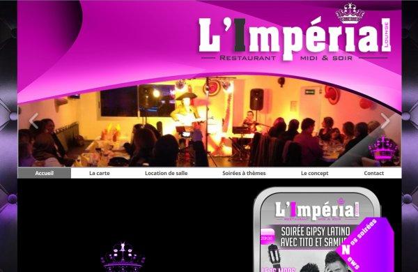 L'impérial Lounge