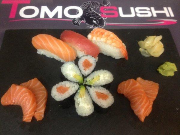 Les meilleurs sushi de la ville !