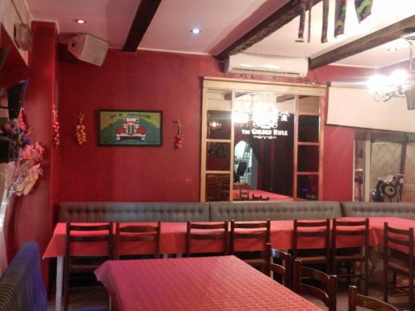 Reception ambiance pub