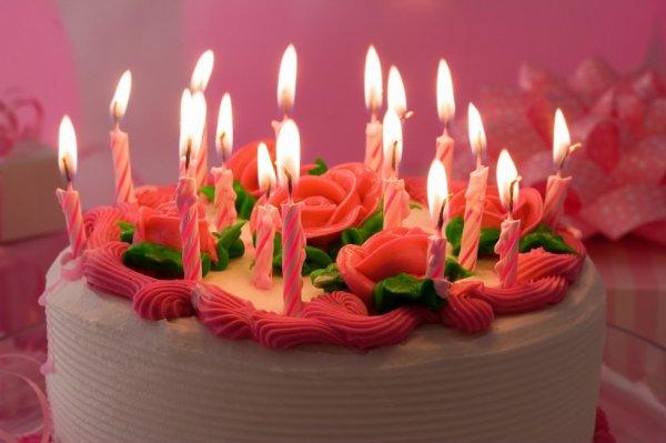 Je te souhaite un très heureux anniversaire !