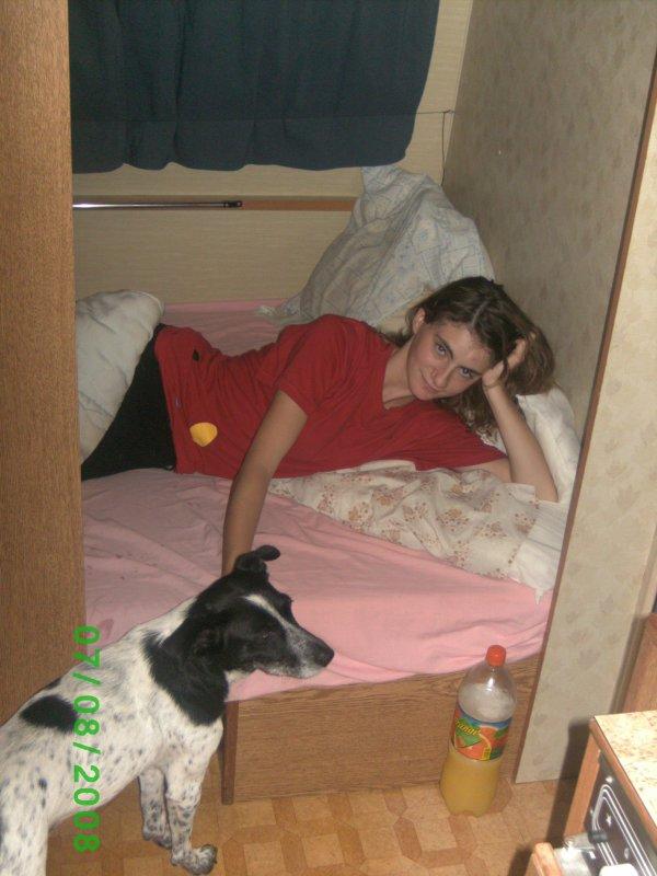 mon ex et nos chien