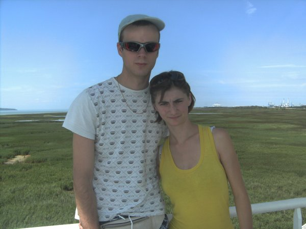 arriver en normandie vacance avec mon ex en 2009