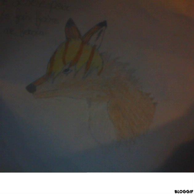 Mon dessin pour le concoure de Kima17