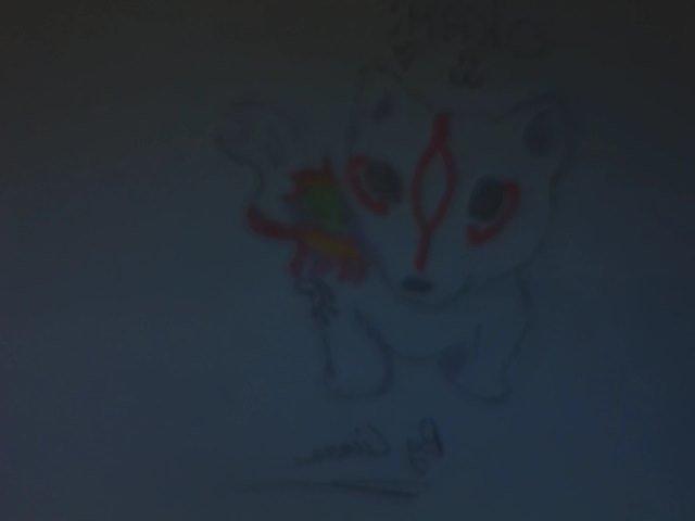 Mon dessin pour le concoure de laul-382 :