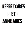 repertoires-et-annuaires