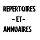 Photo de repertoires-et-annuaires
