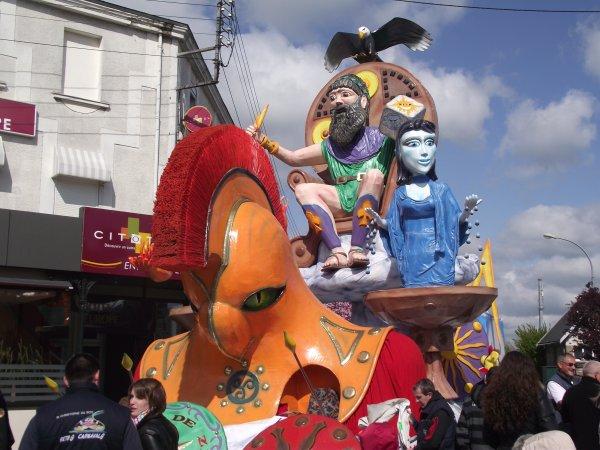 Défilé de jour 2012