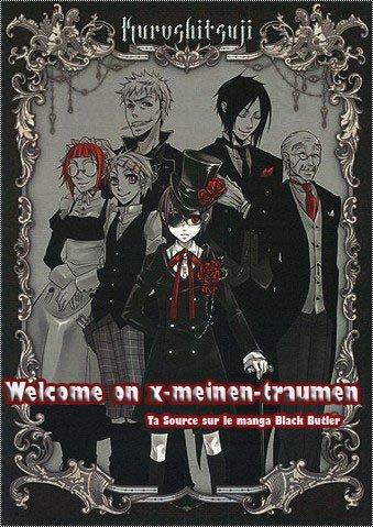Bienvenue sur x-meinen-traumen Ta source sur Black Butler