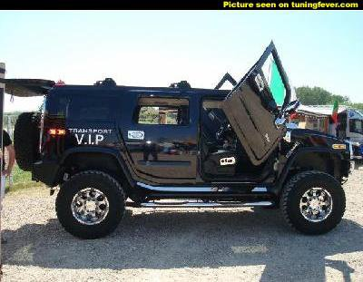 hummer VIP