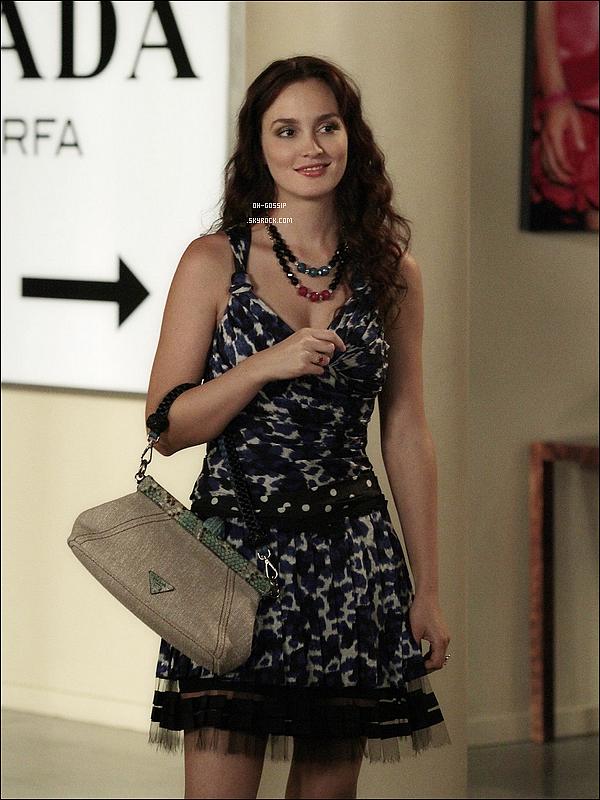""". Découvrez les stills de l'épisode 5x04 de Gossip Girl """"Memoirs Of An Invisible Dan""""   Remarque : Cette épisode sera diffusé le lundi 17 octobre sur The CW aux USA ."""