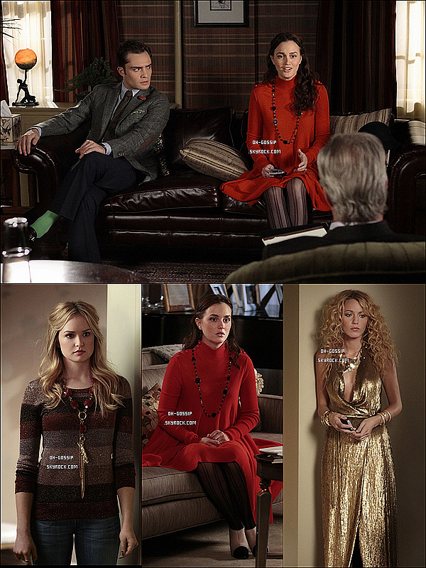 ". Découvrez les stills de l'épisode 5x09 'Rhodes to Perdition"" de Gossip Girl qui sera diffusé le 28 nov   ."