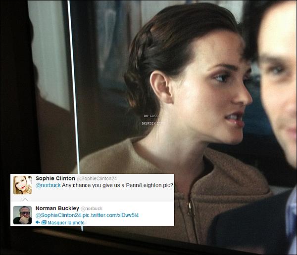 .   Découvrez un sneak peek pour l'épisode 5x19 de Gossip Girl « It Girl Interrupted » .