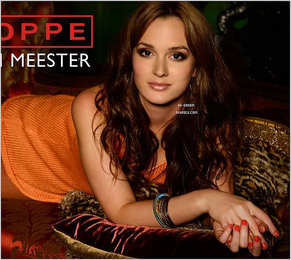 . Leighton est en couverture du célèbre magazine Marie Claire de la République Tchèque et de l'Afrique du Sud pour le mois de Juillet 2012 .
