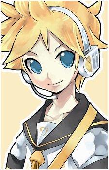 Len Kagamine ! (A ma Websister à moi !! <3)
