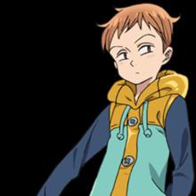 Nanatsu No Taizai (Seven Deadly Sins)