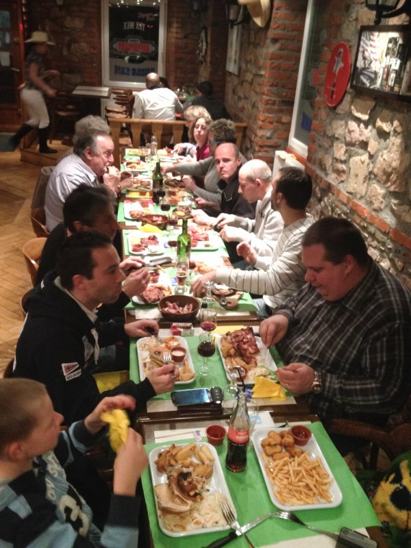 Restaurant Uncle Sam le 30 11 2013