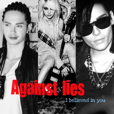 [NOVA FIC!] Against Lies - I Believed in You