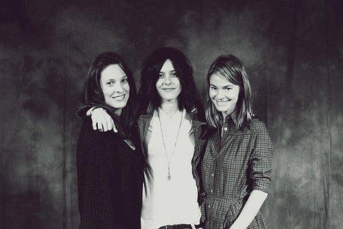 O melhor trio do ano! #QuebrandoRegras