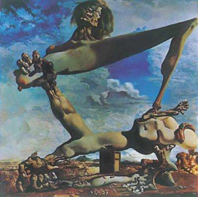 Préférence Parmi les plus beaux tableau de Salvador Dali - ne vous fatiguez  SZ59