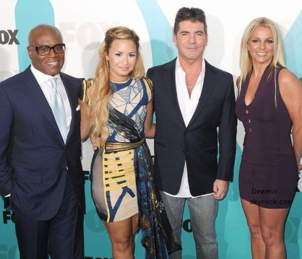 14/05/2012 Notre sublime Demi Lovato a été une conférence de presse qui a eu lieu, à New York. TOP/BOF/FLOP