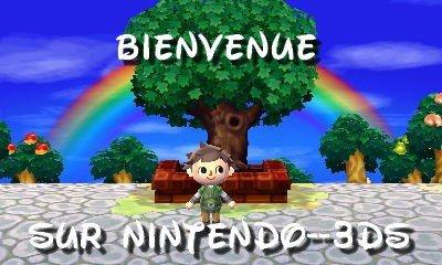 Bienvenue sur NINTENDO--3DS